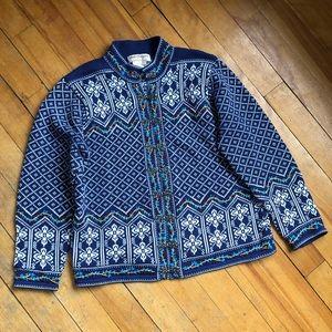 Stunning Fair Isle Norm Thompson Sweater